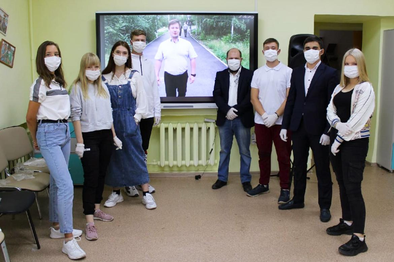 В Усть-Кутском районе открыли молодежный центр «БАМ»
