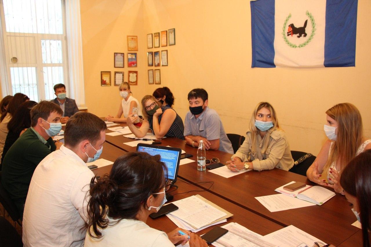 По многочисленным просьбам изменены даты молодежного форума «Байкал»